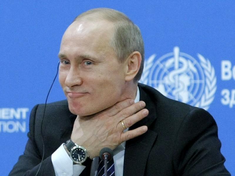 Уберите Путина и рубль скажет вам спасибо