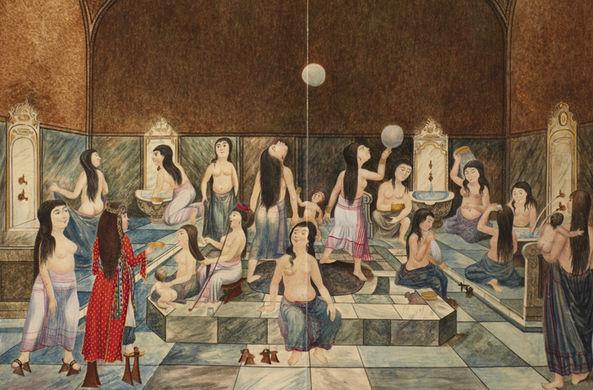 На аукционе продадут 200-летний турецкий манускрипт о сексе
