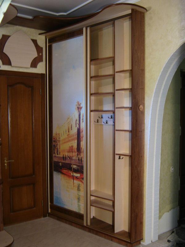 Два шкафа под общей крышей: мастер-класс от мебельщика