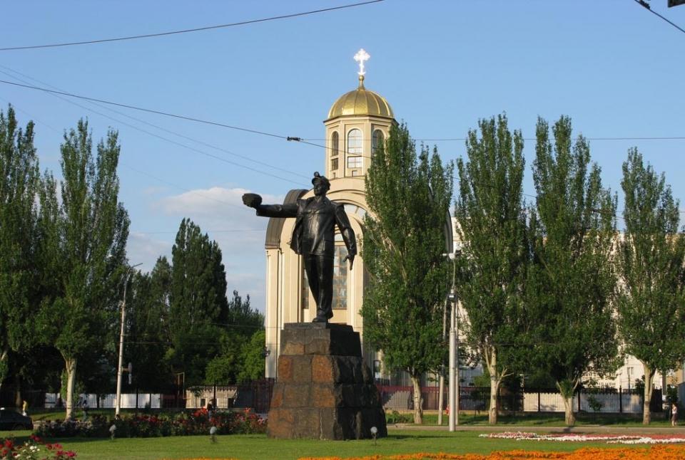Донецк – «прощение» в стиле бывшей Украины