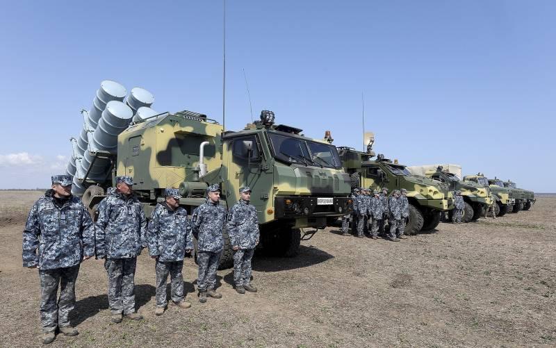 Украинский береговой ракетный комплекс «Нептун»