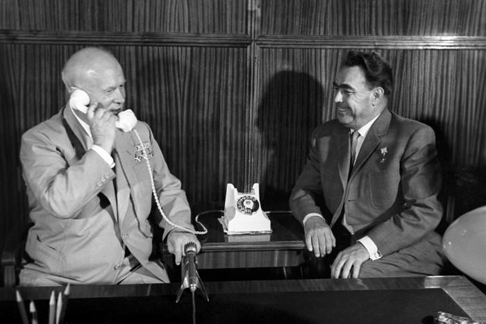 Из биографии Л.Брежнева - о чём вспоминают не часто