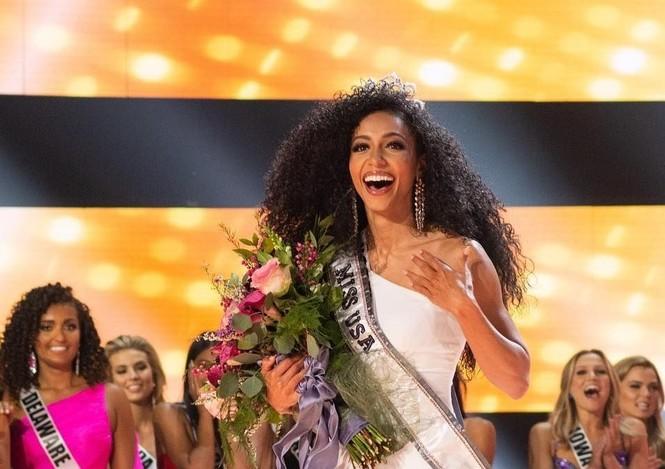Позволь представить — «Мисс США 2019» Чесли Крист