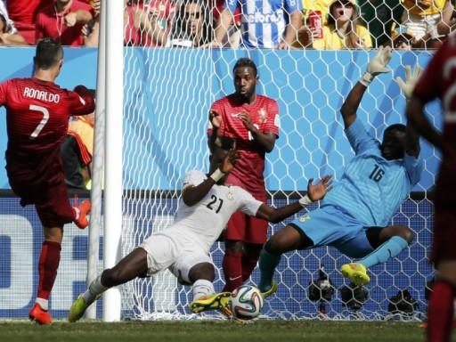 Гол Роналду не смог вывести Португалию из группы