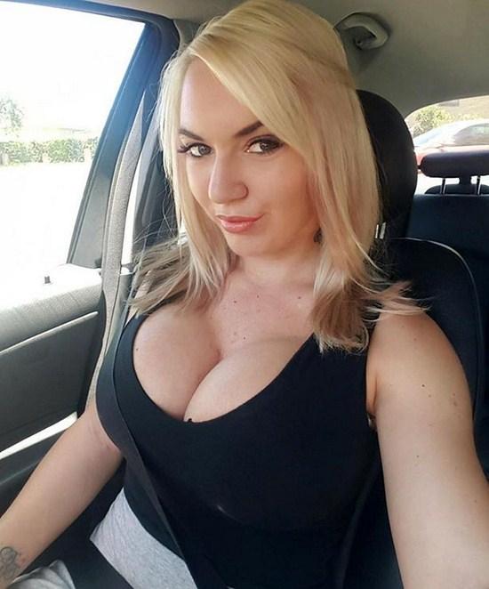 Селфи в автомобилях