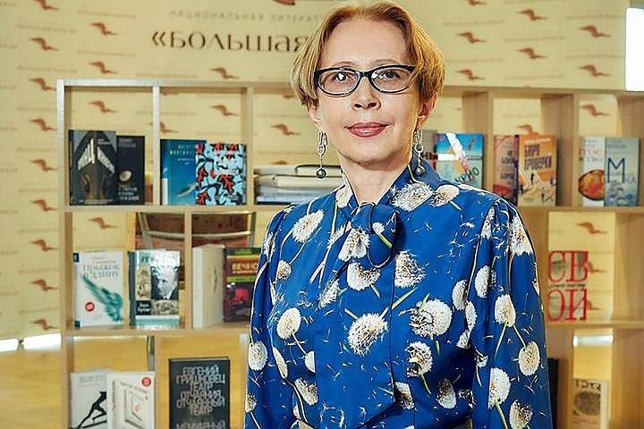Ольга Славникова: К современному писателю относятся, как к пушечному мясу