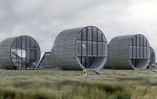 ТОП-10 самых гениальных архитектурных проектов 2014 года фото 3