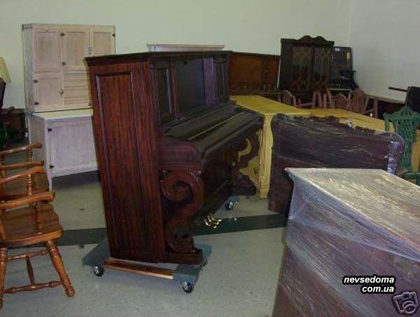 Современный рояль - переделка