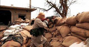 Спецназ уничтожил 23 боевика ИГИЛ* и конвой пикапов