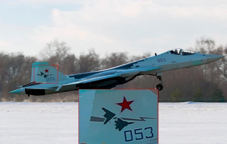 """БПЛА """"Охотник-Б"""" в связке с Су-30СМ"""