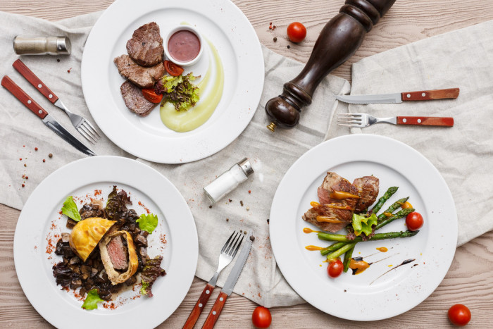 Посуда и аппетит