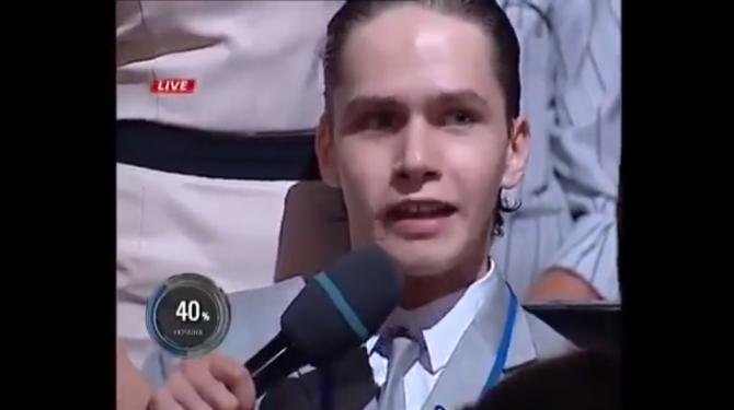 Украинский эксперт-школьник …