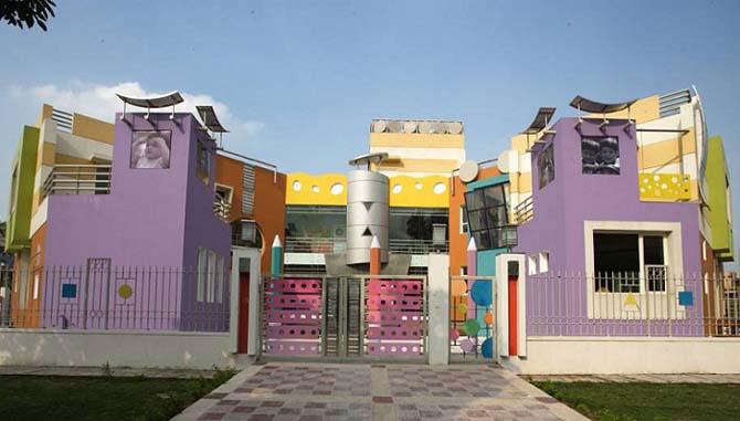 Идеальный детский сад для маленьких исследователей