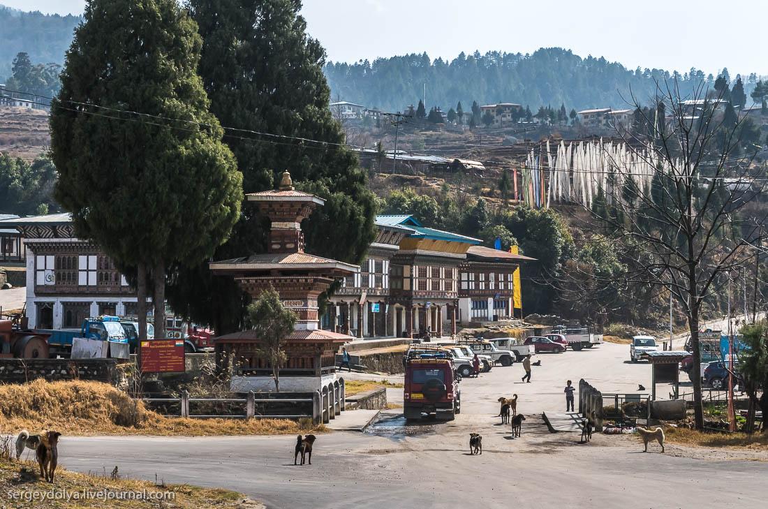 Легенды восточного Бутана
