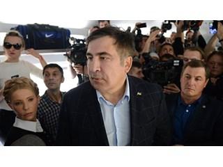 Из Саакашвили делают таран по сносу Порошенко