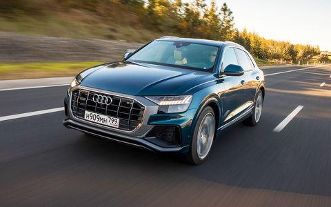 Audi Q8 – в кросс-купе есть один, но большой недостаток