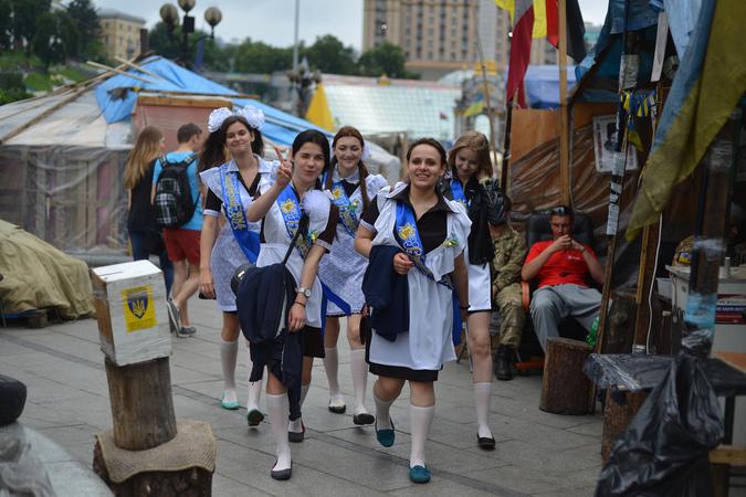 Что же ждет украинских детей?