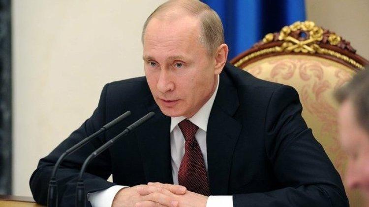 Путин присвоил новые звания …