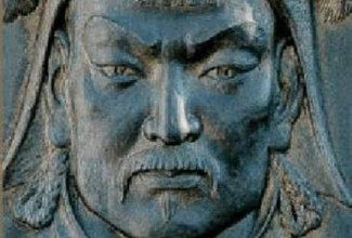 Тайна погребения Чингисхана