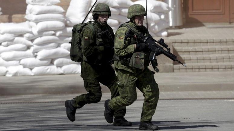 Обозреватель: Литва передала Украине ненужные боеприпасы