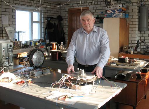 Российский ученый создал двигатель противоречащий законам физики