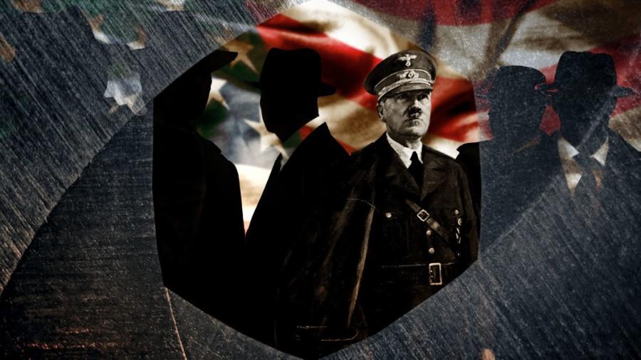Гитлер был американским агентом
