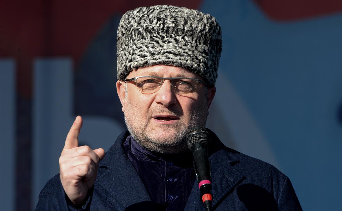 Министр Чечни объяснил списа…