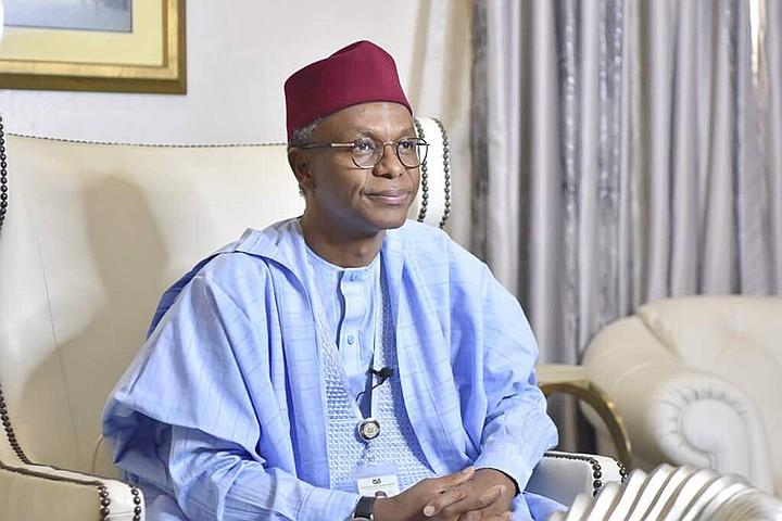Губернатор нигерийского штата Кадуна Насир Ахмад Аль-Руфаи. Фото: kdsg.gov.ng