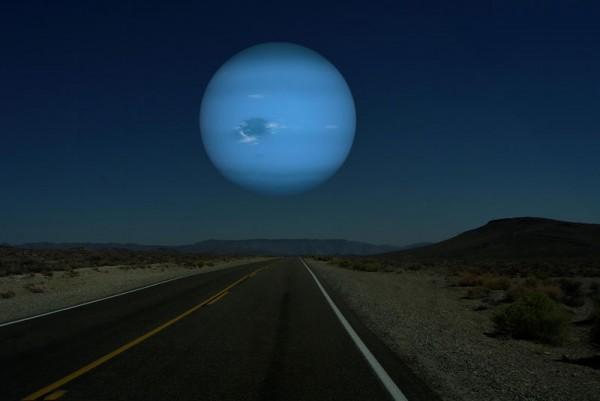 Если бы на месте Луны оказались другие планеты