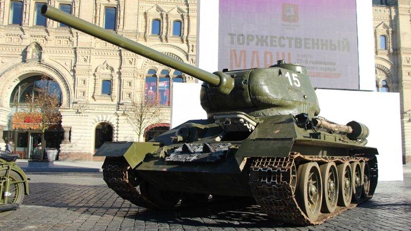 Среди привезенных из Лаоса танков Т-34 обнаружился по-настоящему раритетный экземпляр
