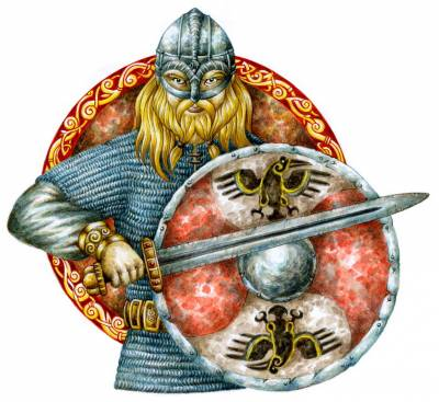 Уровни и этапы развития славяно-скандинавских отношений IX-XI вв.