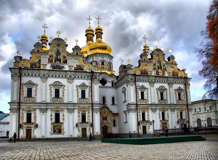 Соборы и храмы Киева