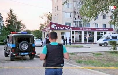 В МВД Казахстана рассказали о четырех погибших при стрельбе в Алма-Ате