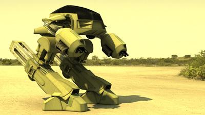 Под Владимиром произведут боевых роботов
