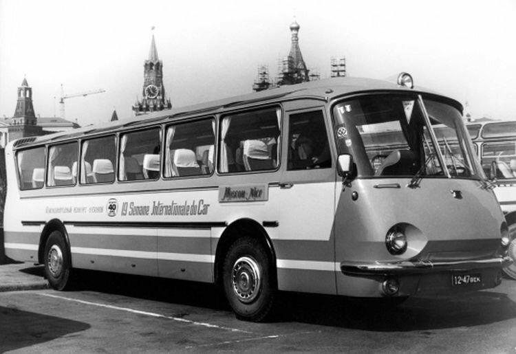 Забытый успех. Автобус ЛАЗ Украина – 67