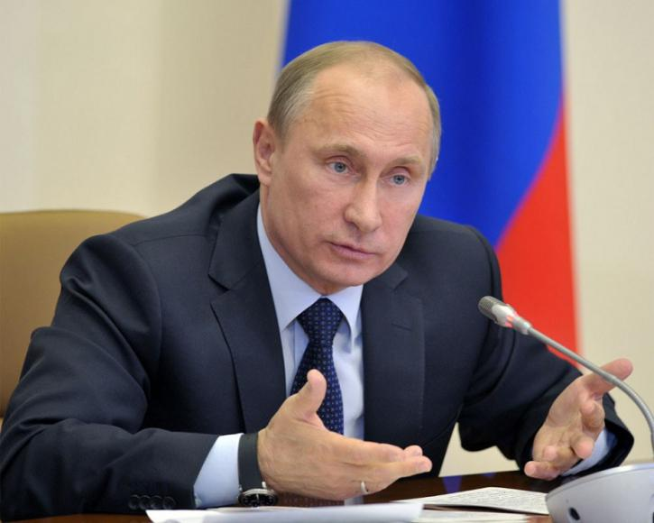 Путин прокомментировал действия Киева в Донбассе