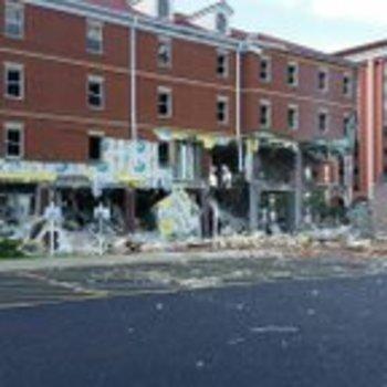В США в университете  штата Кентукки прогремел взрыв