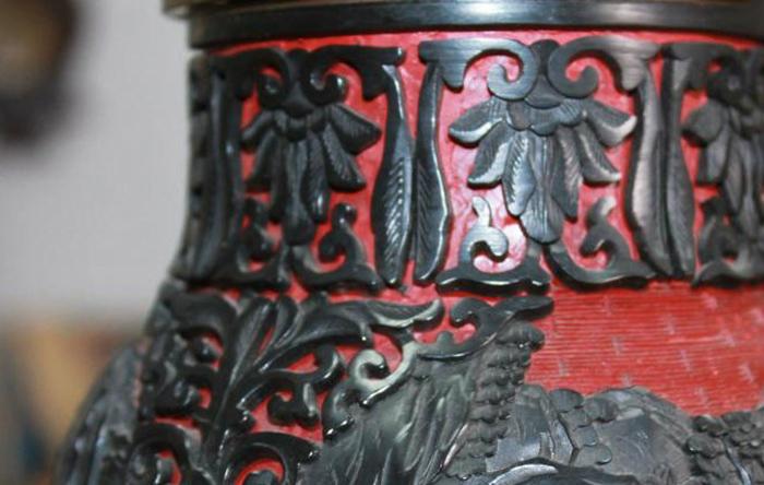 Резьба по лаку – уникальная старинная техника декоративно-прикладного искусства Китая