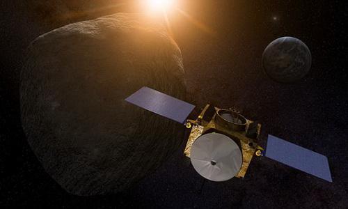 Ученые: два небесных объекта летят в сторону Земли