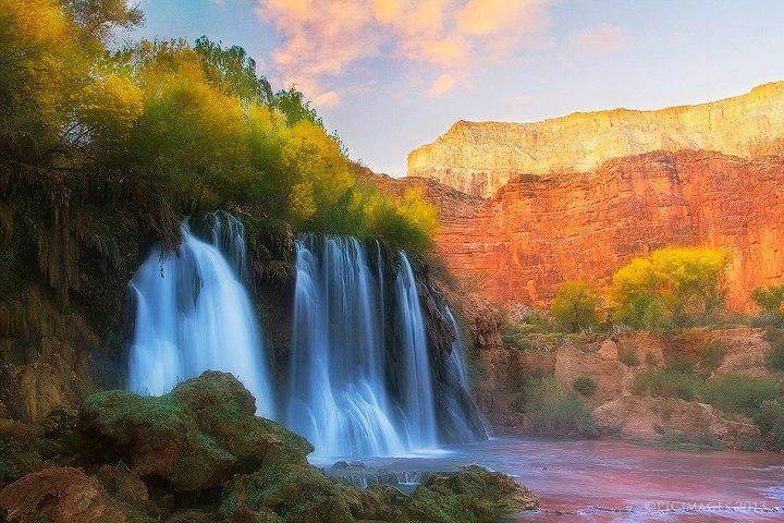 Пейзажи, которыми хочется любоваться...