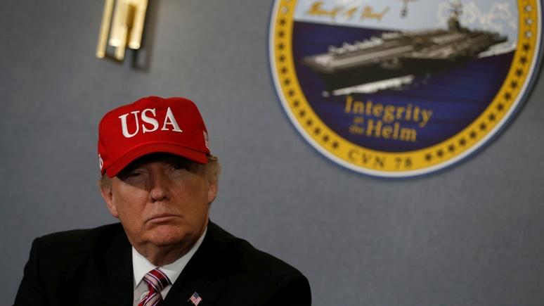 Times: Трамп поставит Россию на место, если вспомнит о тактике холодной войны