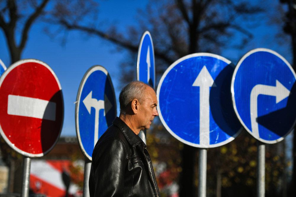 МВД устанавливает мораторий на изменения в Правила дорожного движения