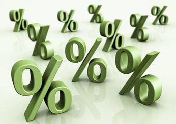 Ставка по кредитам сможет отличаться от средней на 30%..