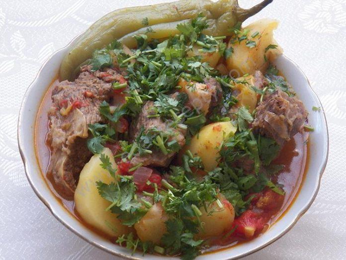 Армянская «Хашлама» от Рузан…