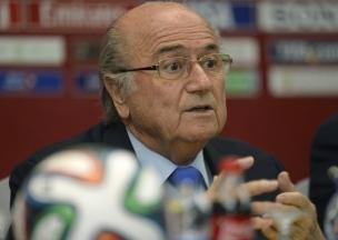 Президент ФИФА: Поступают призывы бойкотировать Олимпиаду в Сочи