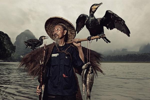 Самые необычные способы ловли рыбы