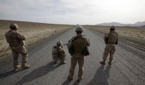 Вывод войск НАТО из Афганистана: встречаем с хлебом и солью