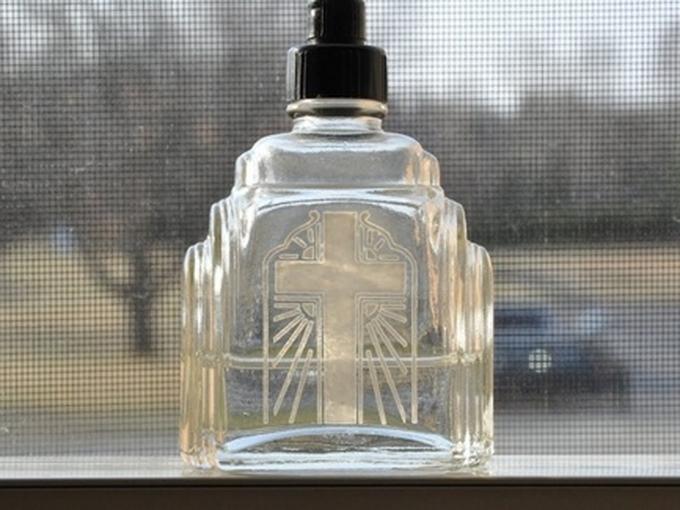 Крещение Господне: святая вода и ее применение