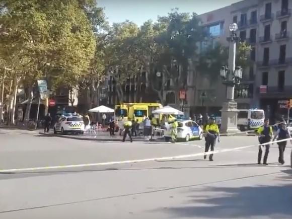«Организатор» теракта в Барселоне пришел в полицию и опроверг свою вину