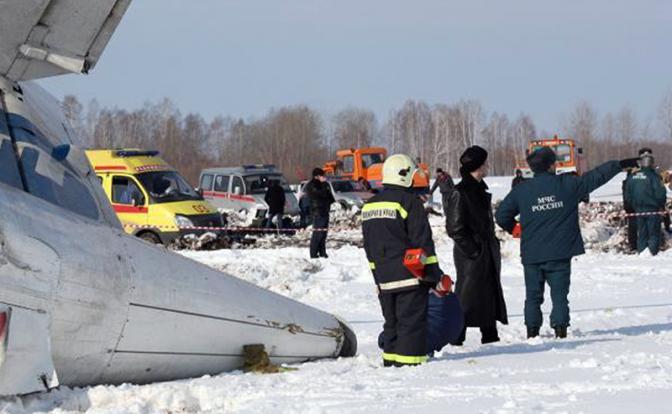 России чудом удалось избежать сотен жертв в двух авиакатастрофах